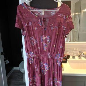 Matilda Jane art class dress